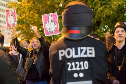 AfD celebration party, Berlin
